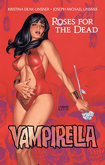 Vampirella: Roses for the Dead Vol. 1