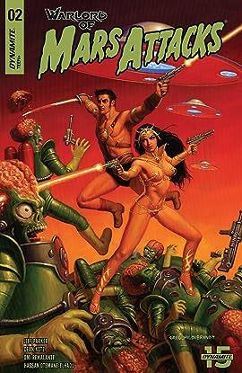 Warlord of Mars Attacks #2