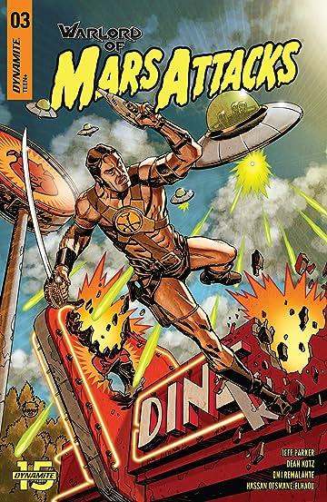 Warlord of Mars Attacks #3