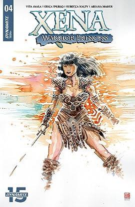 Xena: Warrior Princess (2019-) #4