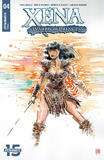 Xena: Warrior Princess (2019-) #4