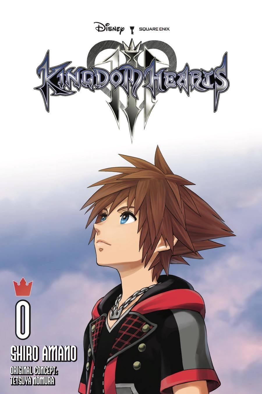 Kingdom Hearts III: Prologue #0