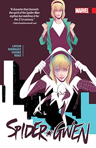 Spider-Gwen Vol. 1 Collection