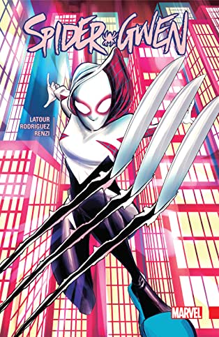 Spider-Gwen Vol. 3 Collection