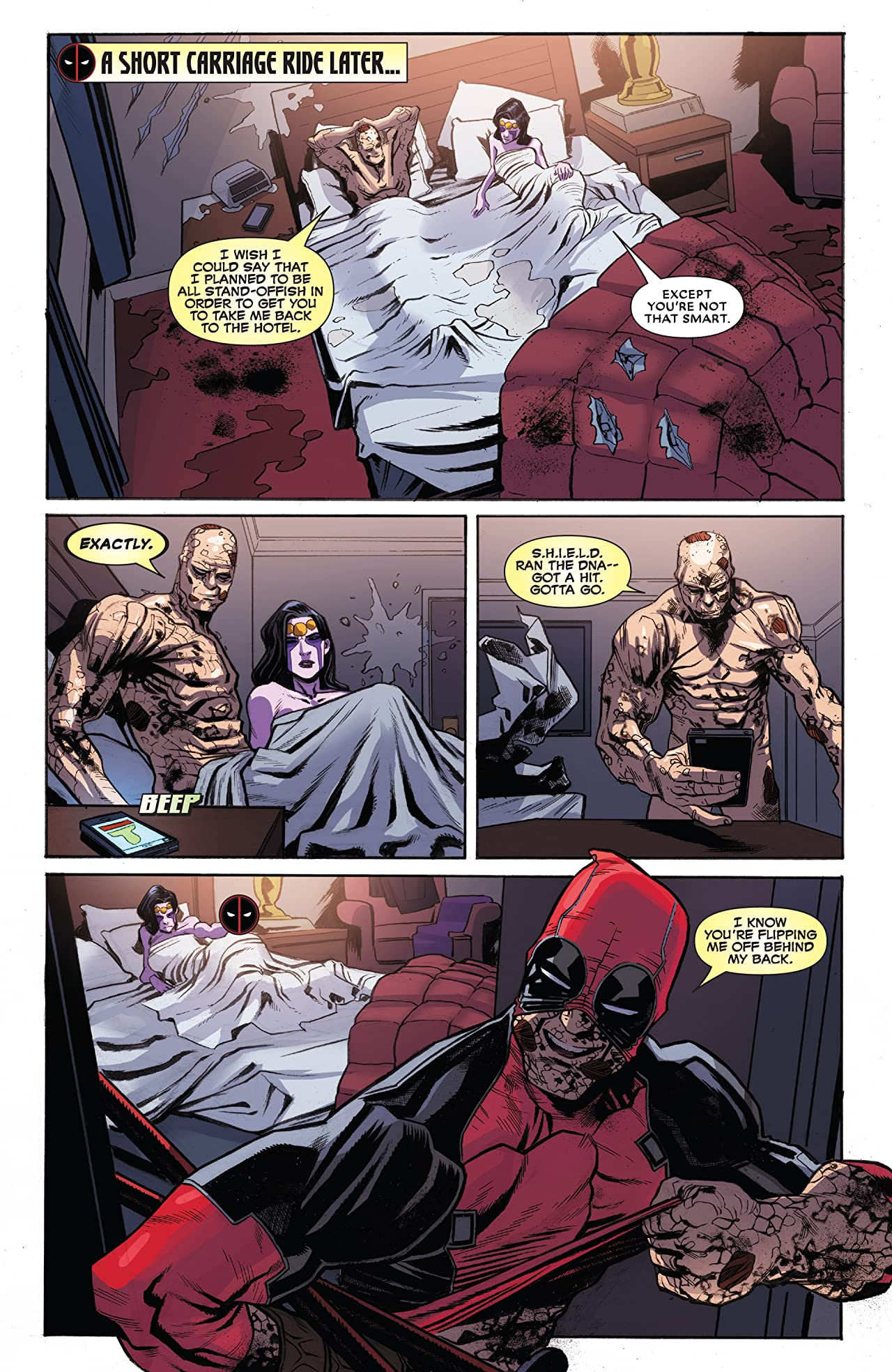 Deadpool: World's Greatest Vol. 4 Collection