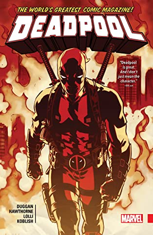Deadpool: World's Greatest Vol. 5 Collection