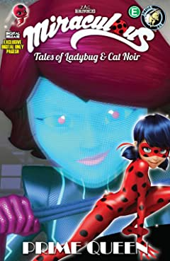 Miraculous: Tales of Ladybug and Cat Noir: Season Two #2: Prime Queen