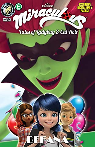Miraculous: Tales of Ladybug and Cat Noir: Season Two #5: Befana