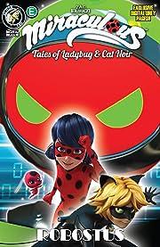 Miraculous: Tales of Ladybug and Cat Noir: Season Two #6: Robostus