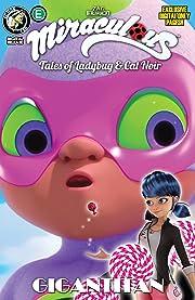 Miraculous: Tales of Ladybug and Cat Noir: Season Two #8: Gigantitan