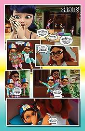 Miraculous: Tales of Ladybug and Cat Noir: Season Two #10: Sapotis