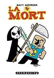 Davy Mourier VS Vol. 3: La Mort
