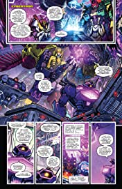 Transformers: More Than Meets the Eye (2011-2016) #27: Dark Cybertron Part 10