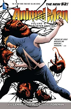 Animal Man (2011-2014) Tome 4: Splinter Species