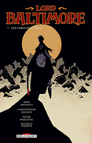 Lord Baltimore Vol. 7: Les cercueils vides