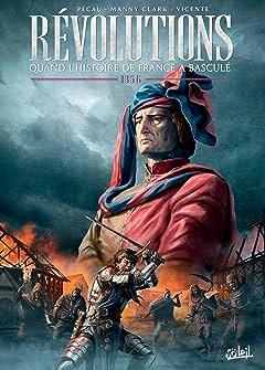Révolutions - Quand l'Histoire de France a basculé Vol. 3: 1356