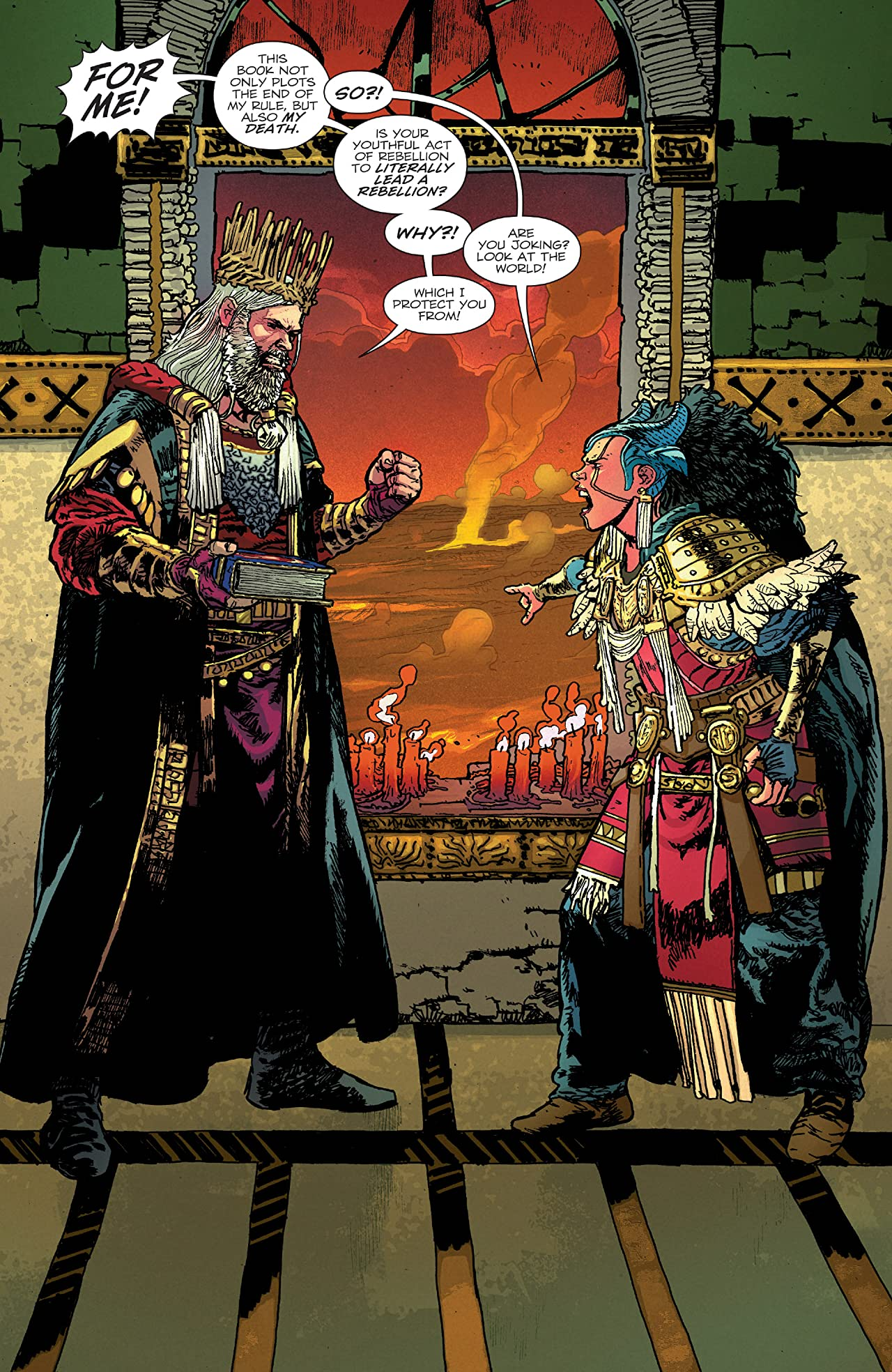Birthright #38