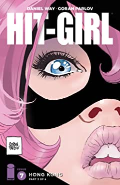 Hit-Girl Season Two #7