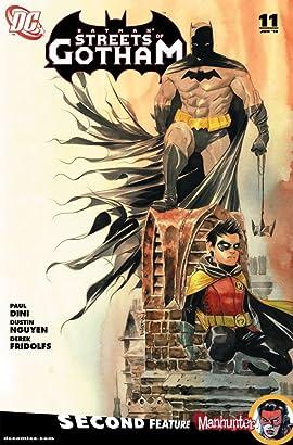 Batman: Streets of Gotham No.11