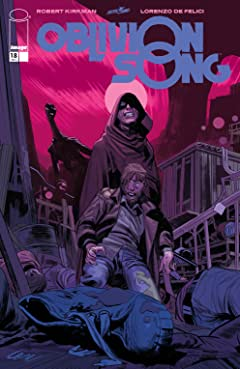 Oblivion Song By Kirkman & De Felici #18