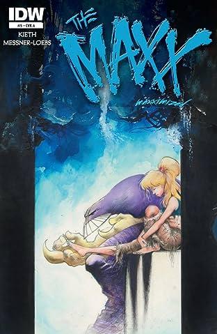 The Maxx: Maxximized #5