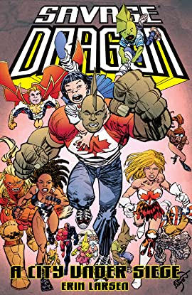 Savage Dragon: A City Under Siege