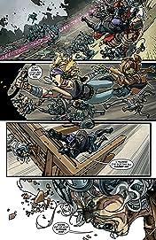 Sharkey The Bounty Hunter #6