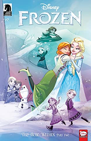 Disney Frozen: The Hero Within #2