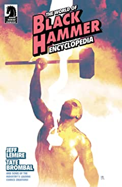 The World of Black Hammer Encyclopedia
