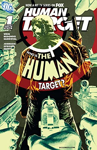 Human Target (2010) No.1 (sur 6)