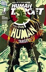 Human Target (2010) #1
