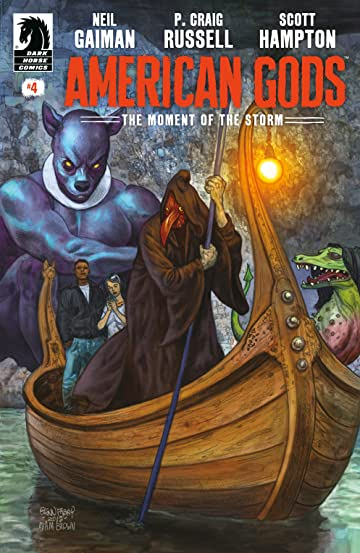 American Gods: The Moment of the Storm No.4