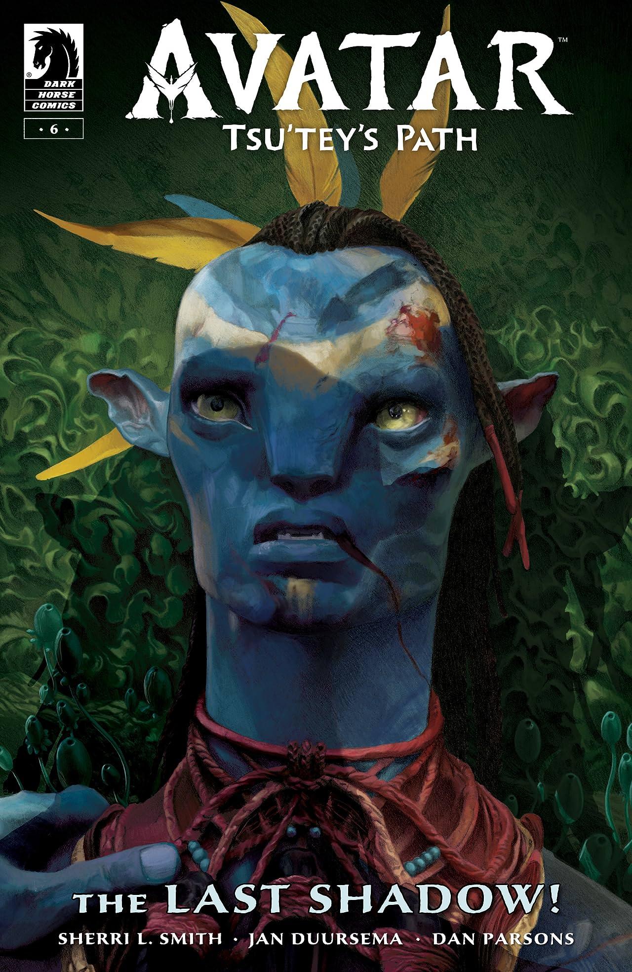 Avatar: Tsu'tey's Path No.6