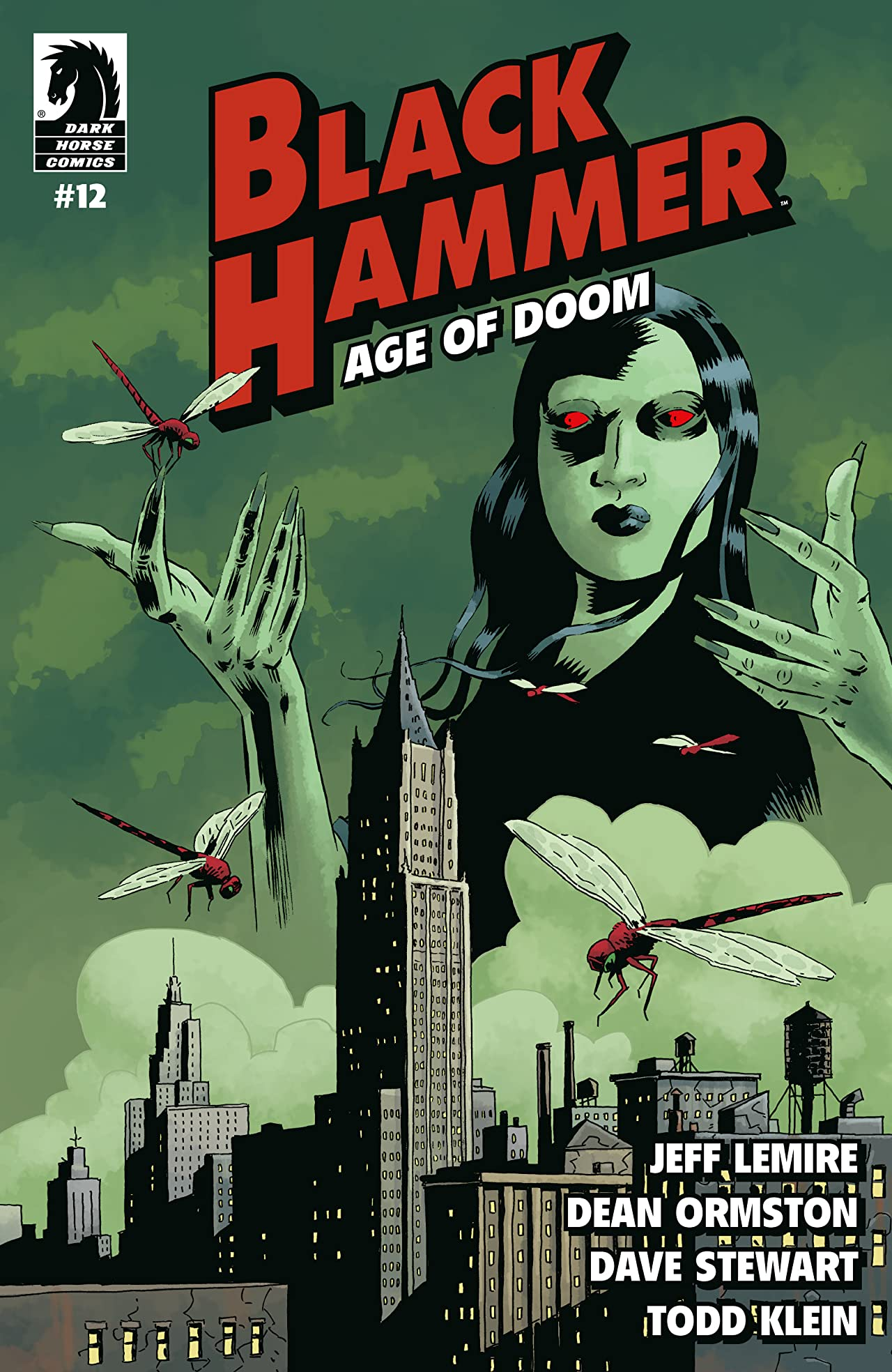 Black Hammer: Age of Doom No.12
