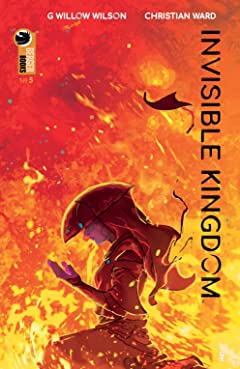 Invisible Kingdom #5