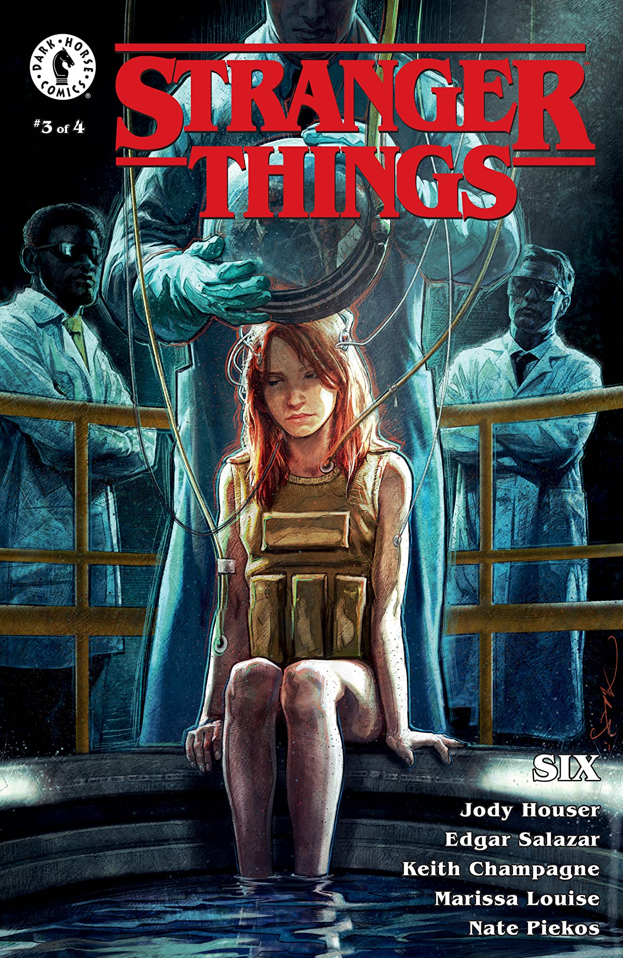 Stranger Things: SIX No.3