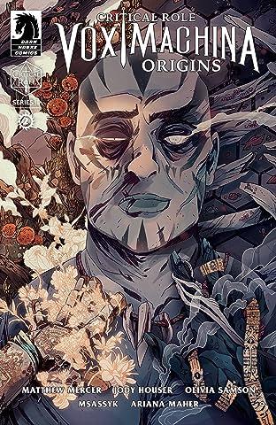 Critical Role: Vox Machina Origins II No.2