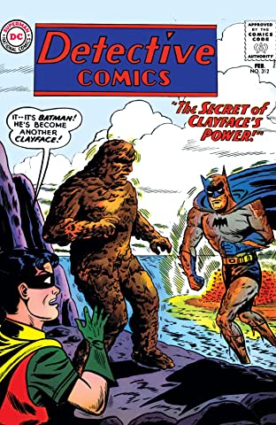 Detective Comics (1937-2011) No.312
