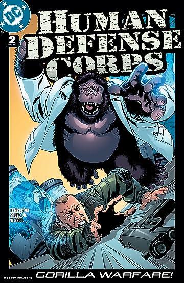 Human Defense Corps. (2003) #2