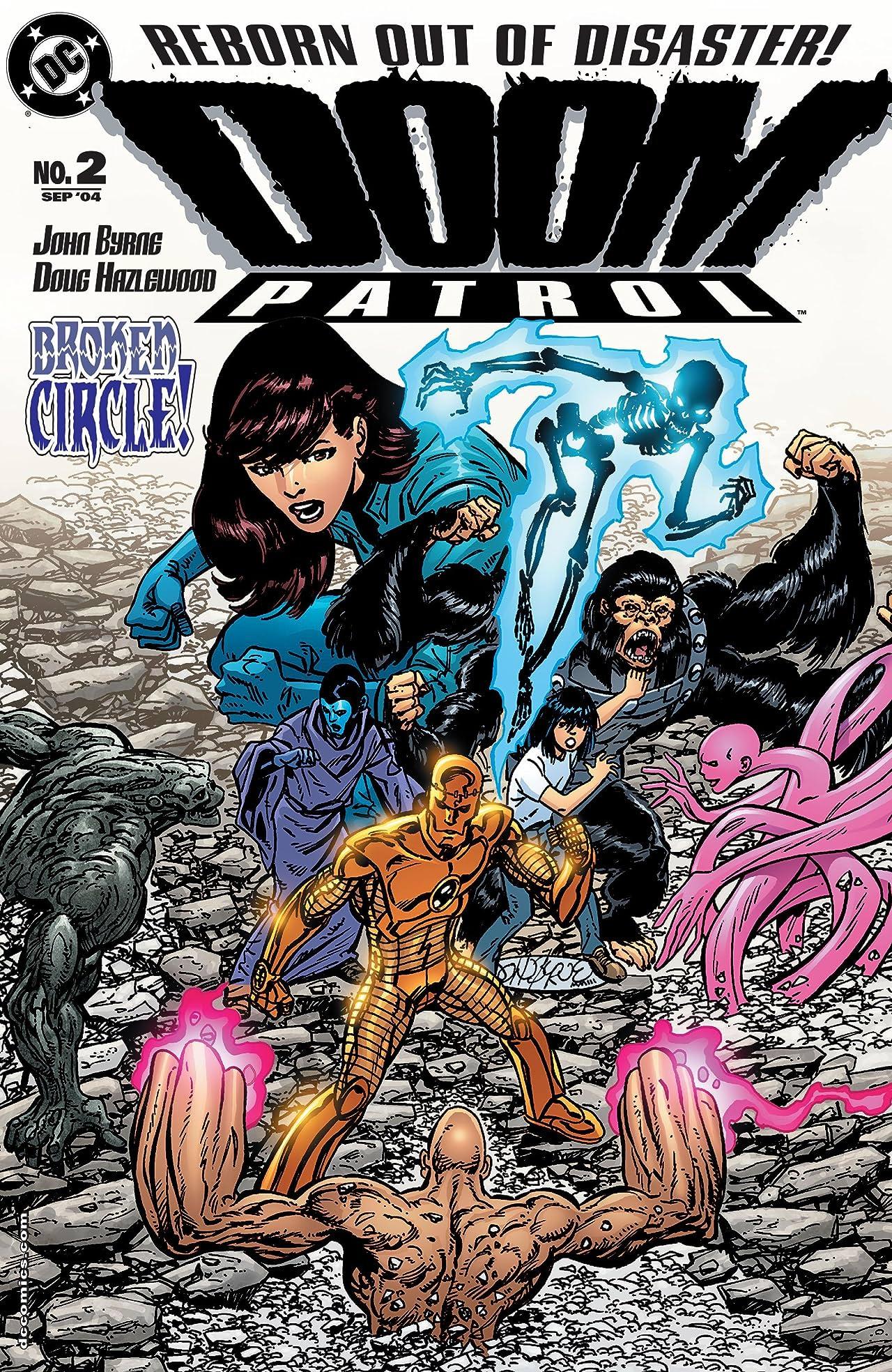 Doom Patrol (2004-2006) #2