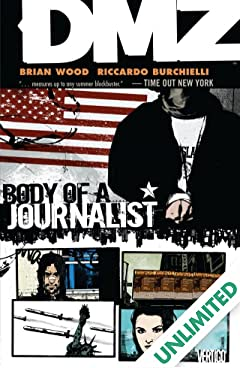 DMZ Vol. 2: Body of A Journalist