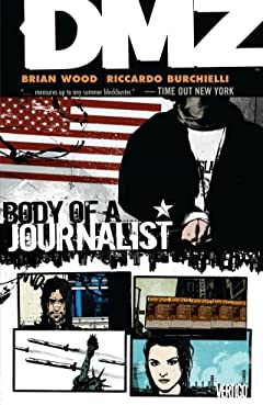 DMZ Tome 2: Body of A Journalist