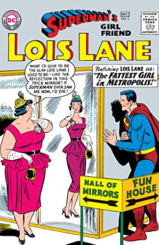 Superman's Girl Friend Lois Lane (1958-1974) No.5