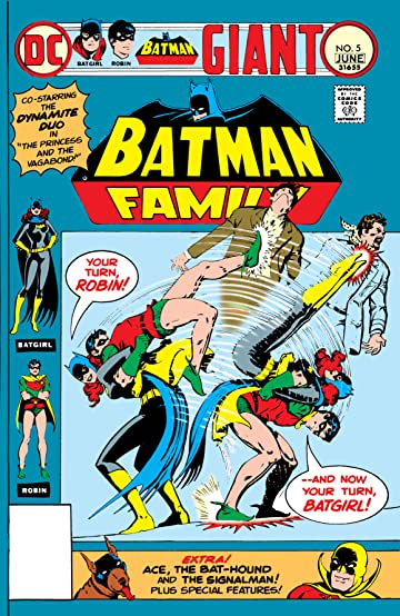 Batman Family (1975-1978) #5