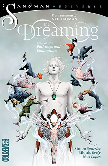 The Dreaming (2018-) Tome 1: Pathways and Emanations