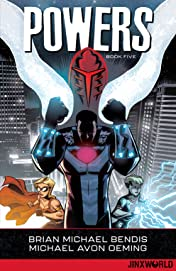 Powers Book Five