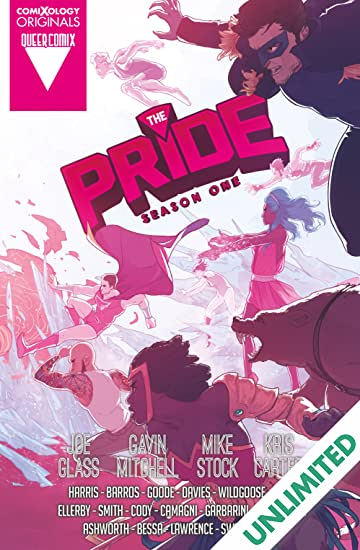 The Pride Season One (comiXology Originals)