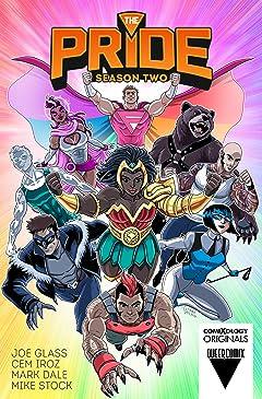 The Pride Season Two (comiXology Originals)