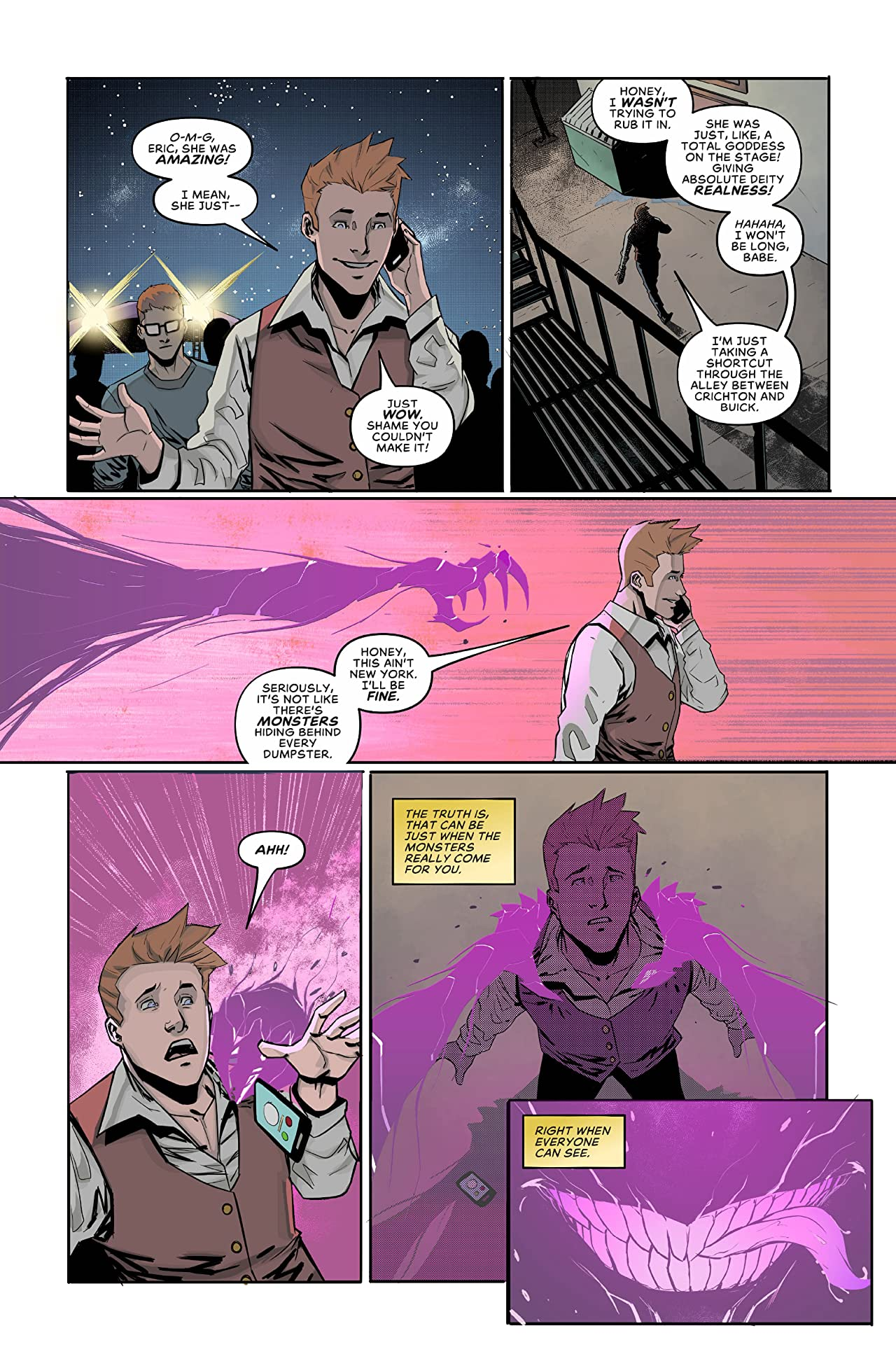 The Pride Season Two (comiXology Originals)