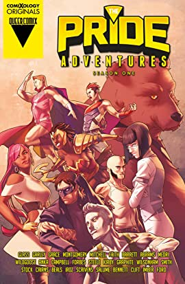 The Pride Adventures Season One (comiXology Originals)